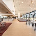 Optus stadium Cafe Area
